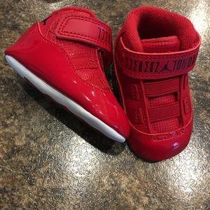 Other - Red Infants Jordan's